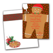 Product Image For Gingerbread Santa